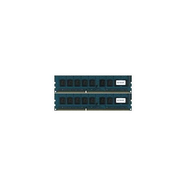パソコン・周辺機器 | センチュリーマイクロ 低電圧1.35v サーバー/WS用 PC3-12800/DDR3-1600 8GBキット(4GB2枚組) DIMM ECC付 CK4GX2-D3LUE1600|arinkurin