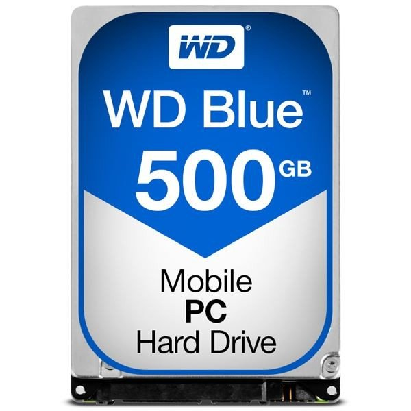 WESTERN DIGITAL 3.5インチ内蔵HDD 500GB SATA 6.0Gb/s 7200rpm 32MB WD5000AZLX
