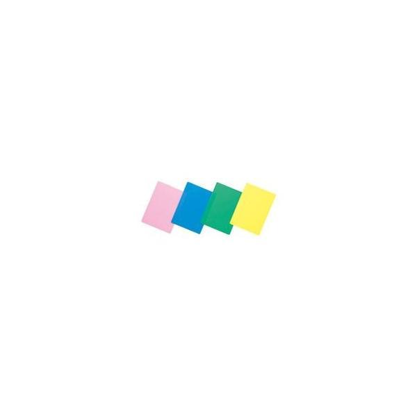 (まとめ売り×500) 共栄プラスチック 色物下敷 No.850Y B5判 黄|arinkurin|01