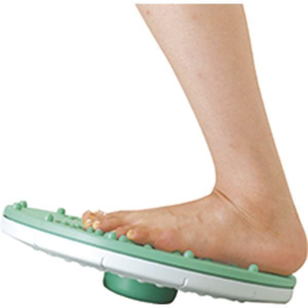 ダイエット器具 | バランス&ツイストボード (直径約325×75mm) 約1,064g 日本製 『キュキュ』 (リビング ダイニング ベッドルーム)|arinkurin|05