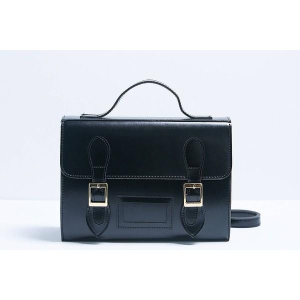 クラッチバッグ | 人気デザイン 2Wayデザインこだわりプチハンドバッグブラック