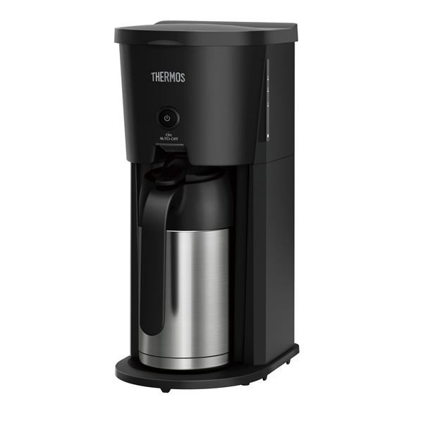 コーヒーメーカー | (THERMOS サーモス) 真空断熱ポット コーヒーメーカー ECJ700 ブラック(BK)|arinkurin