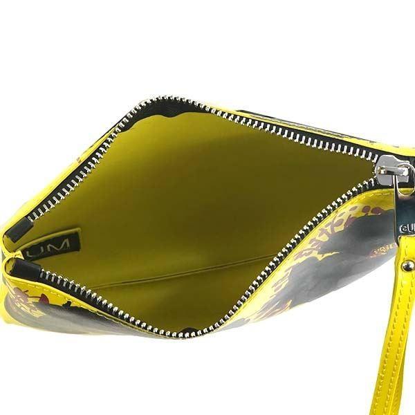 バッグ   GIANNI CHIARINI(ジャンニキャリーニ) クラッチバッグ 4052 VERNICE ZOLFO