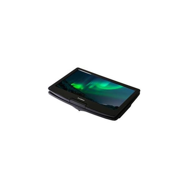 エスキュービズム 12.5インチポータブルDVDプレーヤー(内蔵バッテリー  APD1251