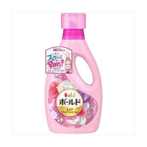 洗濯洗剤   ボールドジェル アロマティックフローラル&サボンの香り 本体 (× 3 点セット) arinkurin