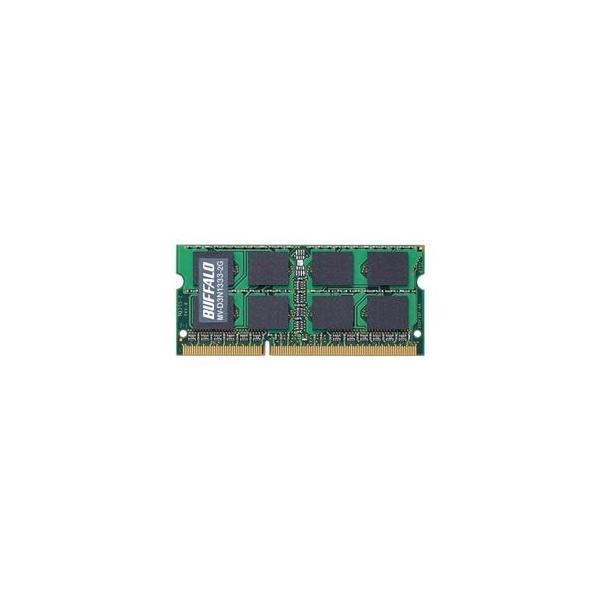 バッファロー D3N13332G相当 法人向け(白箱)6年保証 PC310600 DDR3 S.O.DIMM2GB MVD3N13332G|arinkurin