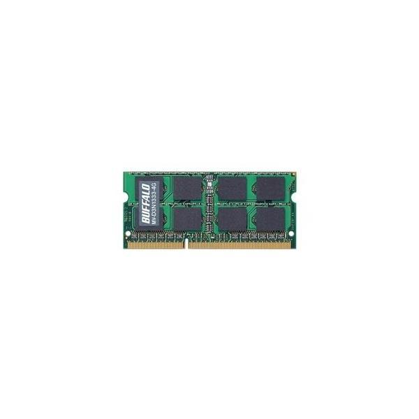 バッファロー D3N1333-4G相当 法人向け(白箱)6年保証 PC3-10600 DDR3 S.O.DIMM4GB MV-D3N1333-4G|arinkurin