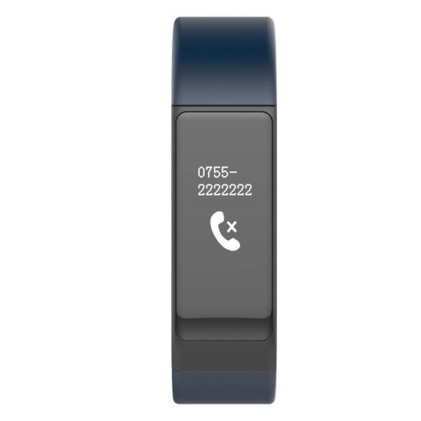i5 Plus スマートウォッチ ウルトラセール期間限定価格 iphone Andoroid 日本語 対応 防水 スマートブレスレット ダークブルー|ark-import-store|04