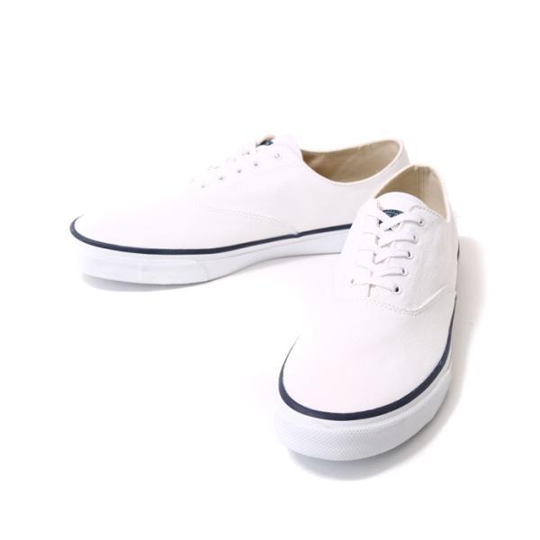 SPERRY TOP-SIDER [ スペリー トップサイダー ] / CVO / 全2色(キャンバス オックスフォード デッキシューズ スニーカー 靴 )135057|arknets