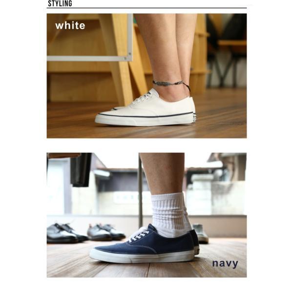SPERRY TOP-SIDER [ スペリー トップサイダー ] / CVO / 全2色(キャンバス オックスフォード デッキシューズ スニーカー 靴 )135057|arknets|06