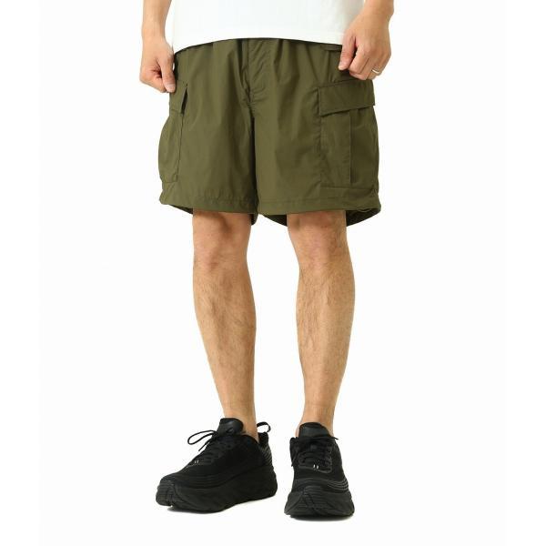 DAIWA PIER39 / ダイワ ピアサーティンナイン :Micro Rip-Stop Easy 6P Shorts / 全4色 : BP-55020