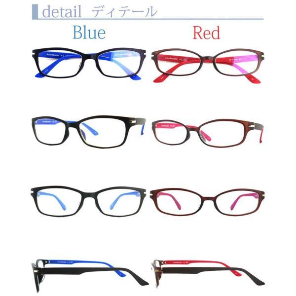 ブルーライトカット 老眼鏡 エアロリーダー[全額返金保証]メガネ 眼鏡 男性 用 メガネ シニアグラス メンズ おしゃれ リーディンググラス スマホ|armsstore|02