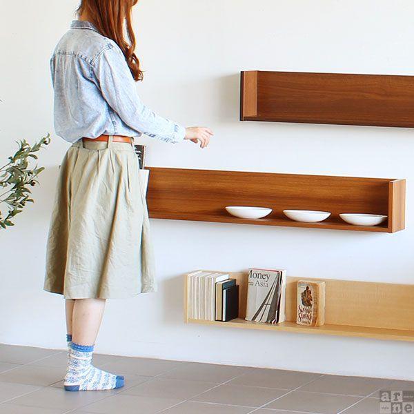 壁収納に壁紙も…「ウォールコーデ」でお部屋をイメチェン