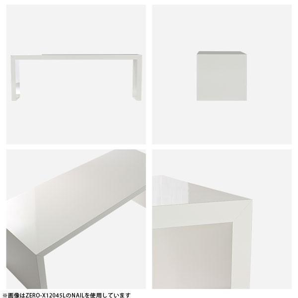 フリーラック フリーテーブル ローテーブル 鏡面 黒 ブラック ディスプレイ おしゃれ 日本製 シンプル arne-sofa 02