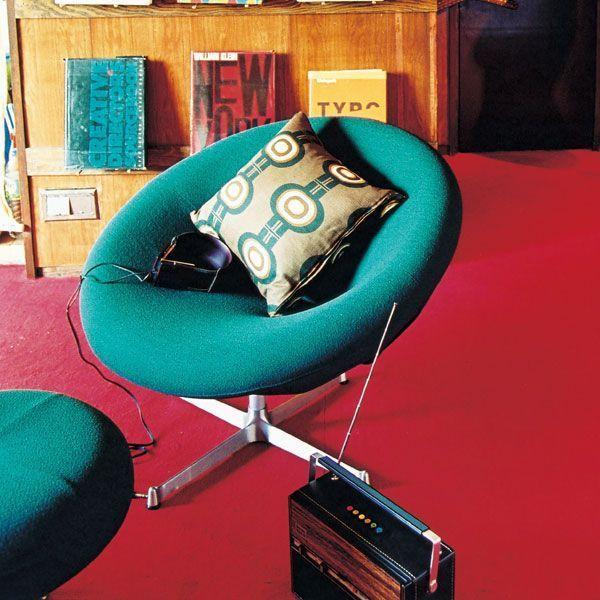 ソファ 1人掛けソファ 1人用ソファ モダン レトロ クラシック デザイナーズ SWITCH スペース チェア Space chair 1P L-3ビンテージ arne-sofa 03
