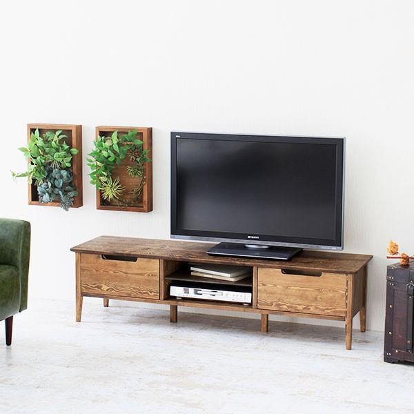 テレビ台 テレビボード TV台 TVボード 完成品 アンティーク ローボード 背面化粧 150 安い おしゃれ 収納付き 60インチ対応 55インチ対応 50インチ 50v|arne|09