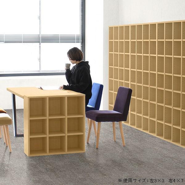 本棚 完成品 薄型 オープンラック オシャレ スリム 省スペース 本収納 隙間収納 飾り棚 おしゃれ 頑丈 7段 木製 A4 白|arne|06