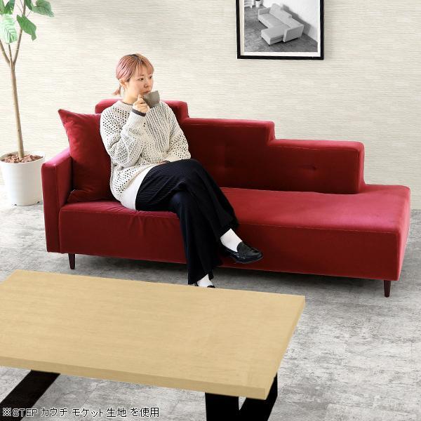 3人掛けソファー 合皮 日本製 レザーソファー 三人掛け ソファ 3人掛け 合成皮革 北欧 STEP 3P|arne|06