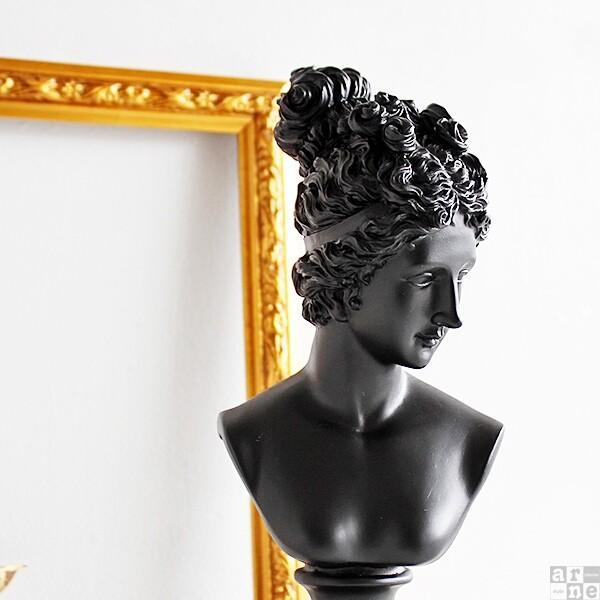 オブジェ インテリア 置物 オシャレ 置き物 女神像 モダン 玄関 飾り B 女性 モダン 飾り|arne|07