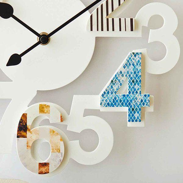 掛け時計 アンティーク レトロ 時計 壁掛け おしゃれ インテリア CL-9365 Oliver ウォールクロック|arne|03
