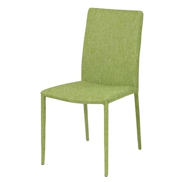 ダイニングチェア 2脚セット おしゃれ 椅子 イス ミッドセンチュリー ライムグリーン oraチェア|arne|02