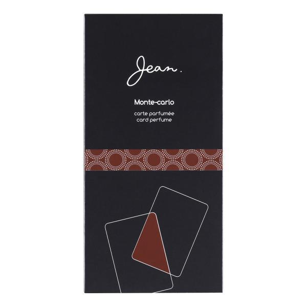 Jean. カードパフューム モンテカルロ (2枚入) (Jean. カードフレグランス)
