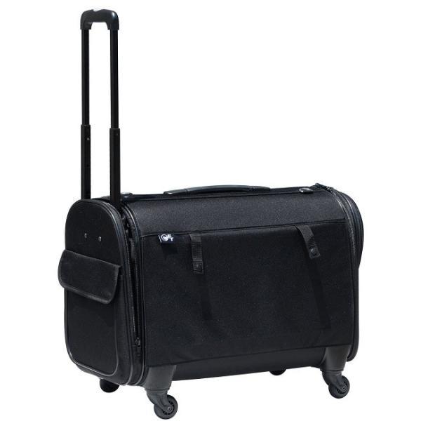 4輪キャスター型キャリーバッグ ラージサイズ