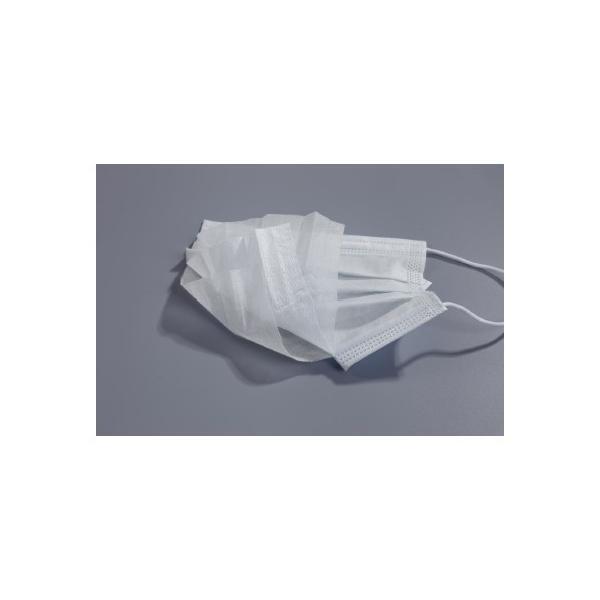 3層不織布 使い捨てフラットプリーツマスク 20枚(10枚入/2袋)|aroma-uchiya|02