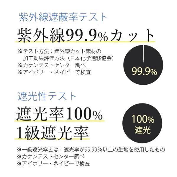 日傘 完全遮光 折りたたみ 傘 かさ 遮光率 100% UVカット 99.9% 紫外線対策 UV対策 晴雨兼用 レディース 裾花柄 ボーダー柄 プロバンス柄|aromaroom|07