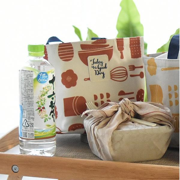 保冷ランチバッグ おしゃれ 保冷バッグ クーラーバッグ お弁当入れ|aromaroom|09