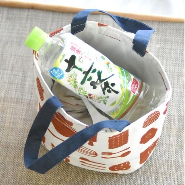 保冷ランチバッグ おしゃれ 保冷バッグ クーラーバッグ お弁当入れ|aromaroom|06