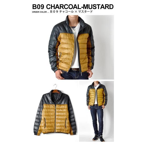 超軽量ダウンジャケット 驚くほど軽くて暖か パーカー 冬 防寒 ブルゾン 中綿コート メンズ 高級羽毛 通販 送料無料|aronacasual|11