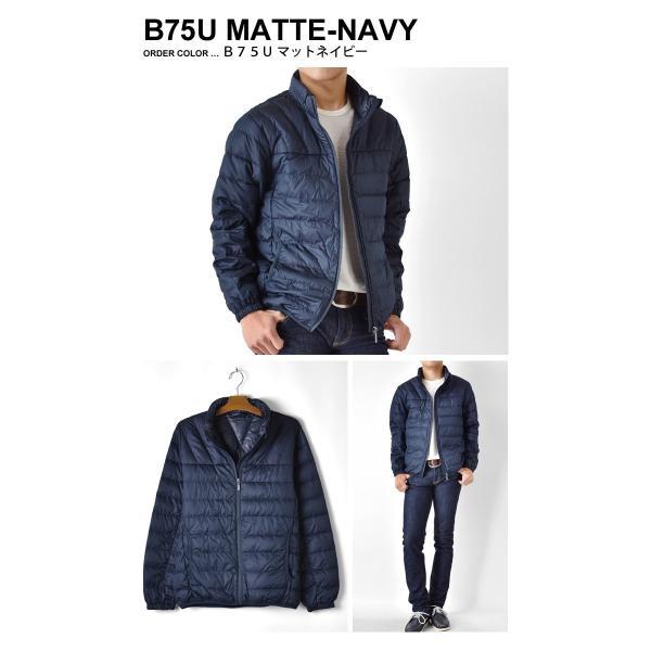 超軽量ダウンジャケット 驚くほど軽くて暖か パーカー 冬 防寒 ブルゾン 中綿コート メンズ 高級羽毛 通販 送料無料|aronacasual|12