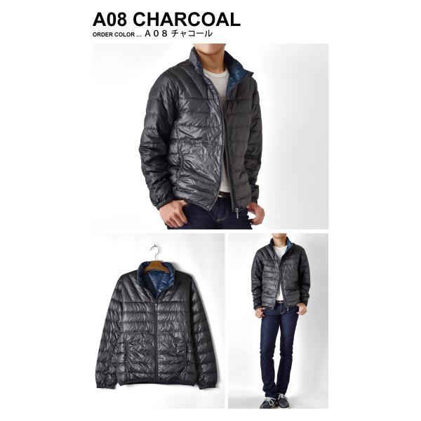 超軽量ダウンジャケット 驚くほど軽くて暖か パーカー 冬 防寒 ブルゾン 中綿コート メンズ 高級羽毛 通販 送料無料|aronacasual|09