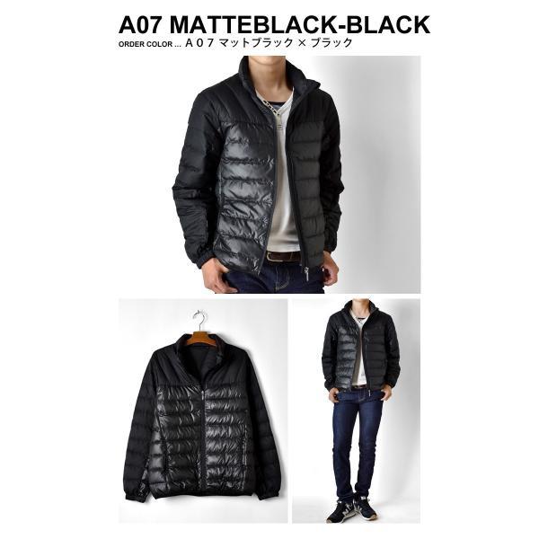 超軽量ダウンジャケット 驚くほど軽くて暖か パーカー 冬 防寒 ブルゾン 中綿コート メンズ 高級羽毛 通販 送料無料|aronacasual|10