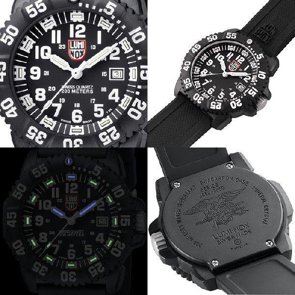 安心2年保証 LUMINOX ルミノックス 腕時計 3051 カラーマーク メンズ・レディース ウォッチ 男性用腕時計|around|02
