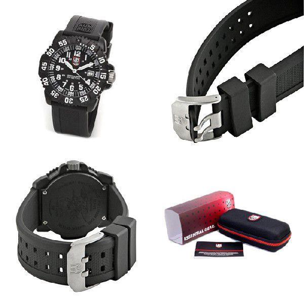 安心2年保証 LUMINOX ルミノックス 腕時計 3051 カラーマーク メンズ・レディース ウォッチ 男性用腕時計|around|03