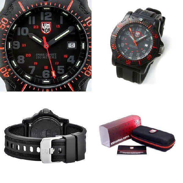 LUMINOX ルミノックス 腕時計 8815 ブラックOPSカーボン|around|03