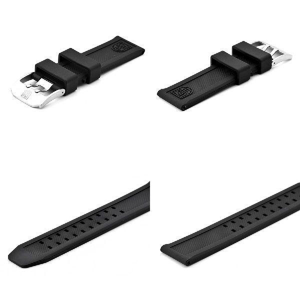 メール便送料無料 LUMINOX ルミノックス 腕時計用 正規品 純正 交換バンド FP.3050.20 ベルト幅23mm 適合モデル:3051 3081 3151 ほか|around|02