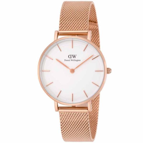 ダニエルウェリントンDanielWellingtonレディースRoseGold腕時計32MMPetiteMelroseDW006