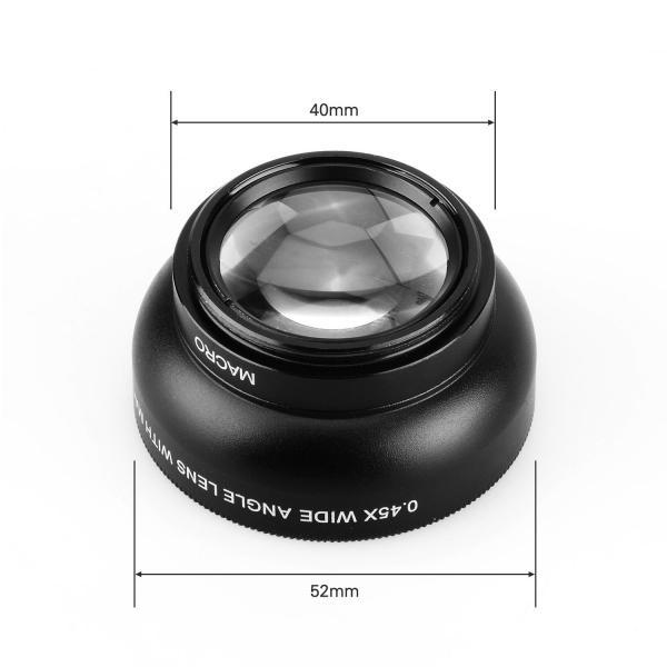 カメラレンズキット スマートフォン タブレットPC用 arsion 03