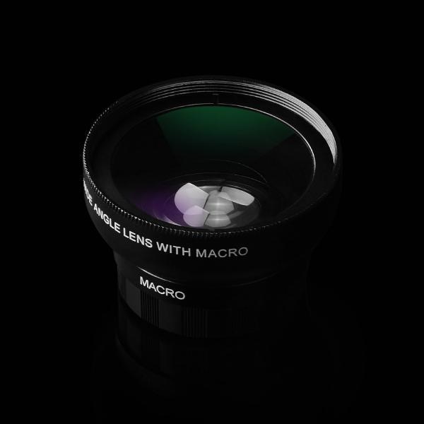 カメラレンズキット スマートフォン タブレットPC用 arsion 05