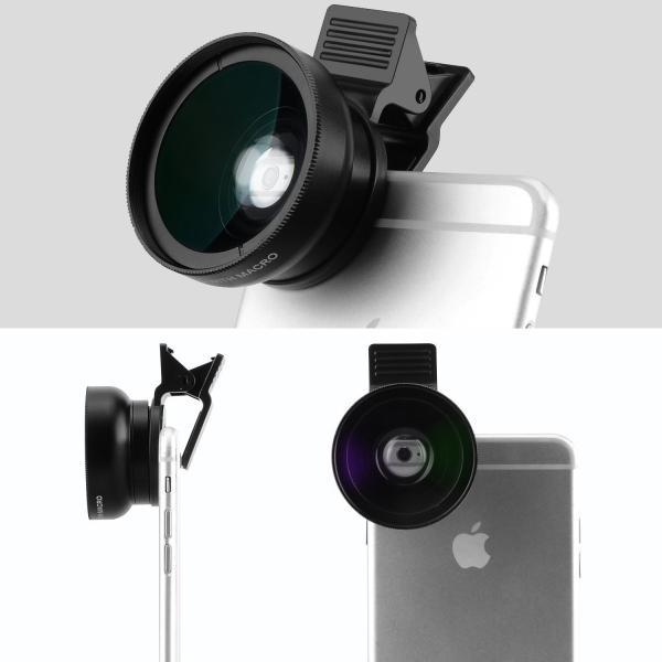 カメラレンズキット スマートフォン タブレットPC用 arsion 06