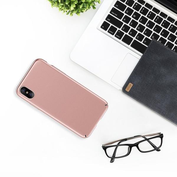 iPhone X ケース 薄型 PC 全面保護 Qi ワイヤレス充電 対応 耐衝撃カバー ガラスフィルム付属|arsion|06