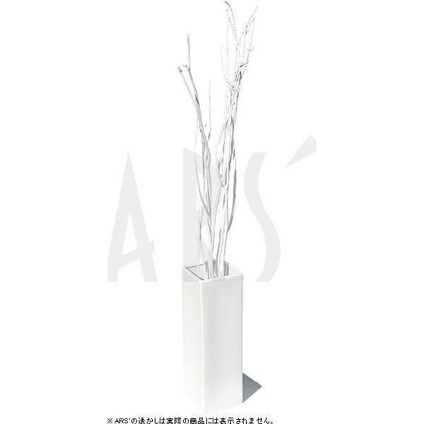 インテリアグリーン/フェイクグリーン ブランチ ホワイト(アートフラワー 造花/人工観葉植物/光触媒)