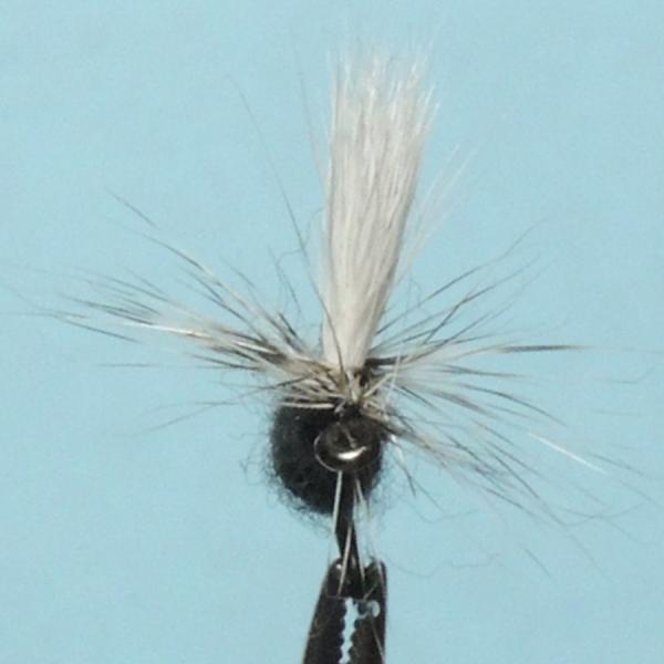 ドライフライ(dry fly) パラシュート・アント 激安 フライフィッシング 渓流 完成フライ 管理釣り場