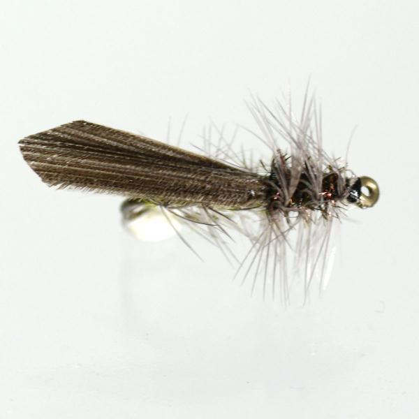 ドライフライ(dry fly) ヘミングウェイカディス ドライフライ フライフィッシング 渓流 完成フライ 管理釣り場