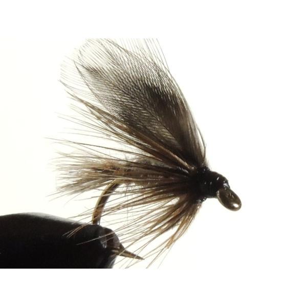 ウエットフライ(wet fly) アダムス ウエットフライ フライフィッシング 渓流 完成フライ 管理釣り場