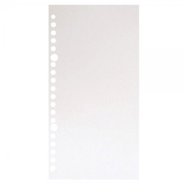 画用紙リーフ puo(ピュオ) スリムA5 無地 20枚入り L268 【maruman/マルマン】[DM便(1)]|artandpaperm|02