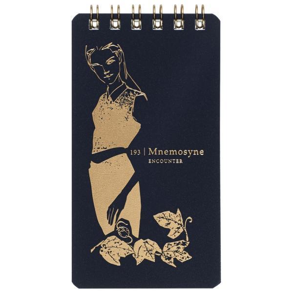 マルマン メモ 限定品 Mnemosyne × Creators コーマチヤマ A7 3冊パック N193C2P(DM便1)maruman|artandpaperm|02